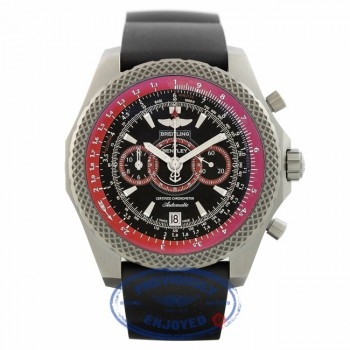 Breitling Bentley Supersports Light Body Limited Edition E2736529/BA62 V4FU61 - Beverly Hills Watch Company