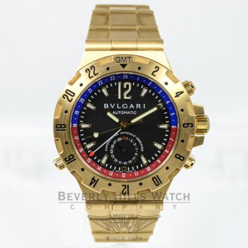 BULGARI GMT GMT40GMT BEVERLY HILLS WATCH COMPANY