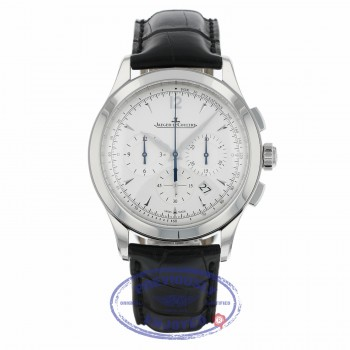 Jaeger-LeCoultre 40mm Master Chronograph Q1538420 DX71LZ - Beverly Hills Watch