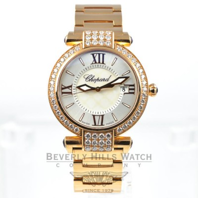 Chopard Imperiale 384221-5004 Beverly Hills Watch Company