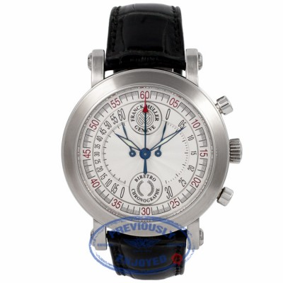Franck Muller Biretro Chrono 7000 CCB WT6SRT - Beverly Hills Watch Company Watch Store