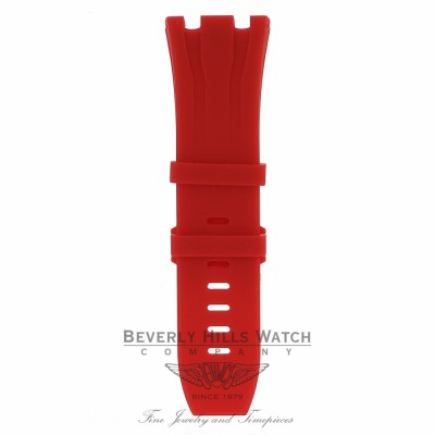 Horus Strap Audemars Piguet 44mm Red TJ8W1R - Beverly Hills Watch
