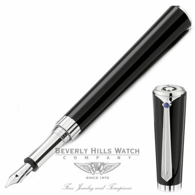 Montblanc Marlene Dietrich Fountain Pen 101400 12842 - Beverly Hills Watch Company Watch Store