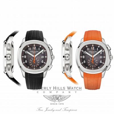 Patek Philippe Aquanaut Chronograph Stainless Steel 5968a-001 25NCJ9