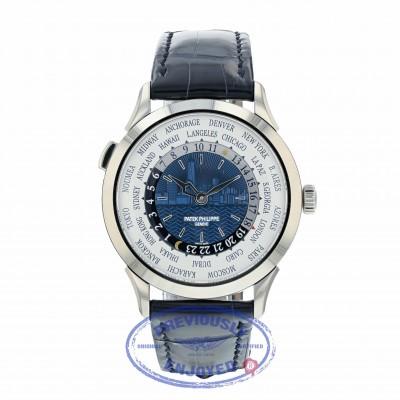 Patek Philippe World Time New York Limited Edition White Gold 5230G-010 0ECJV0