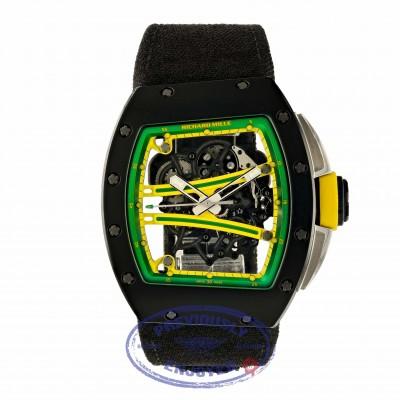 Richard Mille Yohan Blake RM 61-01 AO CA TZP CV290W