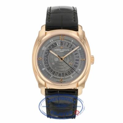 Vacheron Constantin Quai de l'Ile Automatic 18k Rose Gold 86050/000R-20P29 ZVR4WD - Beverly Hills Watch