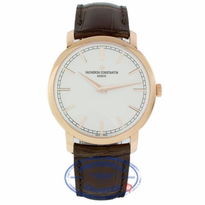 Vacheron Constantin Traditionnelle Automatic 41mm 43075/000R-9737 PM8U12 - Beverly Hills Watch Company