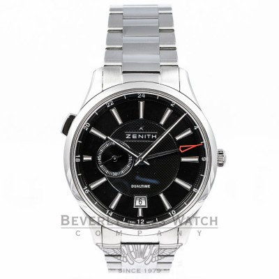Zenith Captain Dual Time GMT 03.2130.682.22.M2130 Beverly Hills Watch Store