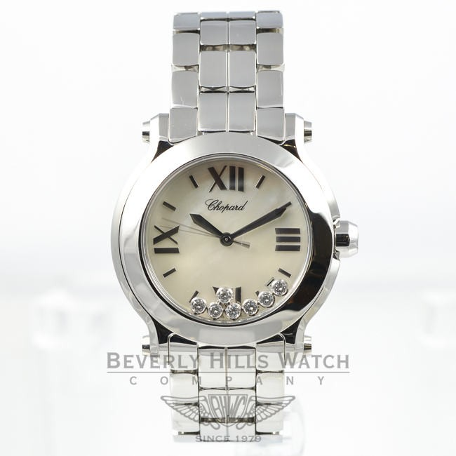 Chopard Happy Sport 8477-3002 Beverly Hills Watch Company