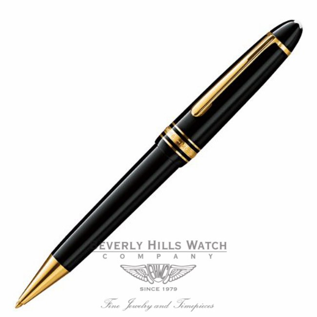 Montblanc Meisterstuck Le Grand Pen 11160 11009 - Beverly Hills Watch Store