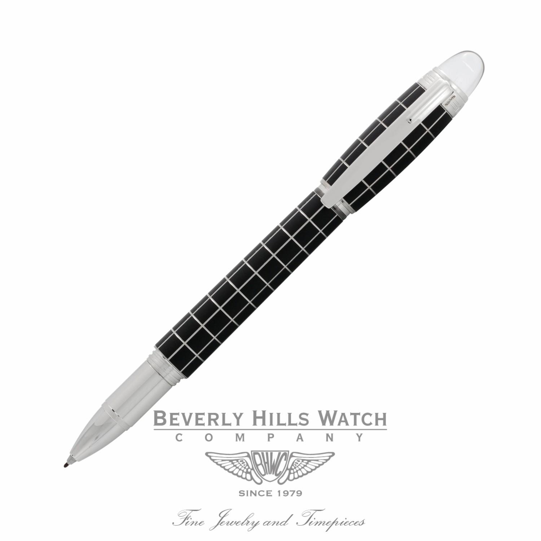 Montblanc Starwalker Metal Rubber Fineliner Pen 8856 RCVQSL - Beverly Hills Watch Company
