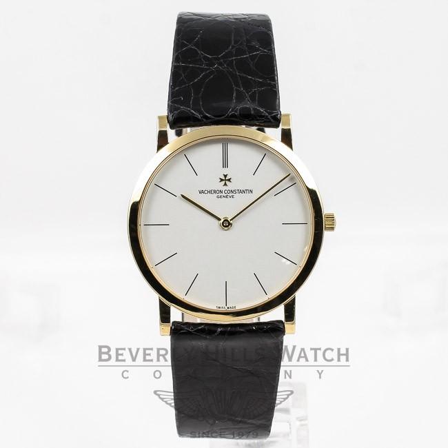 Vacheron Constantin Patrimony Ultra Thin Yellow Gold 33093-00J-0876 Beverly Hills Watch Company
