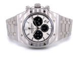 Audemars Piguet Royal Oak Chronograph 41mm Stainless Steel Panda 26331ST.OO.1220ST.03 1KP2EK - Beverly Hills Watch
