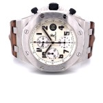 Audemars Piguet Royal Oak Offshore Safari Chronograph 42MM 26170ST.OO.D091CR.01 273E0J - Beverly Hills Watch Company
