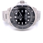 Rolex Deepsea Sea-Dweller 44mm Stainless Steel 116660 2K0Z3F - Beverly Hills Watch Company