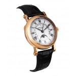 Patek Philippe Perpetual Retrograde 36mm Rose Gold 5059r-001 NAP1LM - Beverly Hills Watch Company