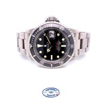 Rolex 1970 Vintage Red Submariner 1680 Mark IV Dial - Beverly Hills Watch Company