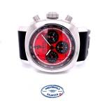 Panerai Ferrari Granturismo Chronograph 45mm Red Dial FER00013 8QU0FX - Beverly Hills Watch Company