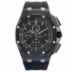 Audemars Piguet Royal Oak Offshore 44MM Black Ceramic Bezel Case 26402CE.OO.A002CA.01 367PKM - Beverly Hills Watch Company