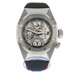 Audemars Piguet Royal Oak Concept First Series Alacrite Case Titanium Bezel Power Reserve Indicator 25980AI.OO003SU.01 W1HNMR - Beverly Hills Watch