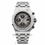 Audemars Piguet Royal Oak Offshore 42mm Platinum Bezel 26470PT.OO.1000PT.01 PQ7M5N - Beverly Hills Watch