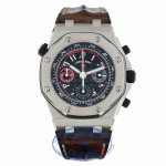 Audemars Piguet Royal Oak Offshore Alinghi Polaris Stainless Steel Black Dial 26040ST.OO.D002CA.01 K237JD - Beverly Hills Watch Company