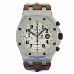 Audemars Piguet Offshore Safari Watch 42mm 26170ST.OO.D091CR.01 QFL2Q5 - Beverly Hills Watch Company