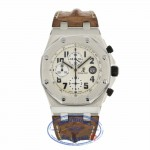 Audemars Piguet Offshore Safari Watch 42mm 26170ST.OO.D091CR.01 8NKMF0 - Beverly Hills Watch Company