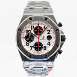 Audemars Piguet Offshore Chronograph 44mm Stainless Steel Case/Bracelet Panda Dial Watch 26170ST.OO.1000ST.01 Beverly Hills Watch Company Watches