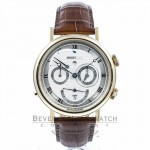 Breguet Classique Alarm Yellow Gold La Reveil Du Tsar Watch 5707BA129V6 Beverly Hills Watch Company