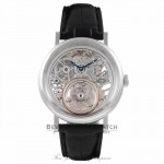 Breguet Tourbillion Messidor Skeleton 5335PT429W6 32H1ME - Beverly Hills Watch Store