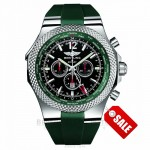 Breitling Bentley GMT Racing Green Limited Edition A47362S4/B919 2YPDL6 - Beverly Hills Watch Company Watch Store