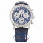 Breitling Navitimer 1461 Limited Series Blue Dial A38022 E5A64W - Beverly Hills Watch Company