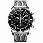 Breitling Superocean Heritage 46mm Chronograph Black Dial Automatic A1332024/B908 HQEH5E- Beverly Hills Watch Company Watch Store