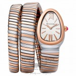 Bulgari Serpenti Tubogas 35mm Ladies SP35C6SPG.2T - Beverly Hills Watch