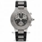 Cartier 21 Chronoscaph Watch W10125U2 UJQJXB - Beverly Hills Watch Company Watch Store