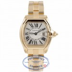 Cartier Roadster Small 18k Yellow Gold W62018V1 MV31C3 - Beverly Hills Watch Company Watch Store