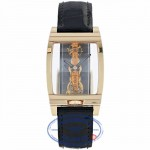 Corum Golden Bridge 18k Rose Gold 63123.701102 U851T8 - Beverly Hills Watch Company