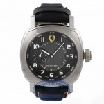 Panerai Ferrari Suderia 45MM Black Dial FER00002 TVRCNY - Beverly Hills Watch Company Watch Store
