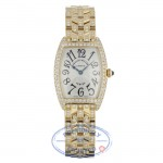 Franck Muller Cintree Curvex 1752qzd - Beverly Hills Watch