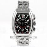 Franck Muller Conquistador Chronograph 8001CC Beverly Hills Watch Store