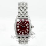 Franck Muller Curvex Ladies Watch 172-QZ-D Beverly Hills Watch Company