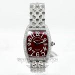 Franck Muller Curvex Ladies Watch 172-QZ-D Beverly Hills Watch Company
