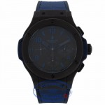 Hublot Big Bang 44 All Black Blue Limited Edition 301.CI.1190.GR.ABB09 I311PV - Beverly Hills Watch Company Watch Company