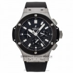 Hublot Big Bang Evolution 44MM Stainless Steel Black Ceramic Bezel 301.SM.1770.RX EVF6LN - Beverly Hills Watch Company Watch Store