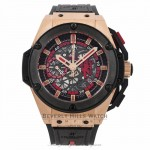 Hublot Big Bang King Power Red Devil 48MM 18k Rose Gold 716.OM.1129.RX.MAN11 4RUN4B - Beverly Hills Watch Company Watch Store