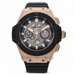 Hublot King Power UNICO King Gold - Beverly Hills Watch Company Watch Store
