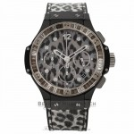 Hublot Big Bang Snow Leopard 41MM Stainless Steel 341.CW.7717.NR.1977 TV5TKQ  - Beverly Hills Watch Store