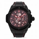 Hublot Big Bang King Power Red Magic 48MM Black Ceramic 701.CI.1123.GR P6NBGE - Beverly Hills Watch Company Watch Store
